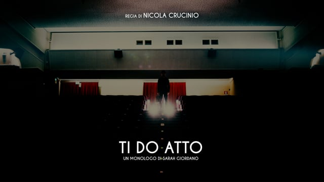 Ti Do Atto | Short Film (2020)